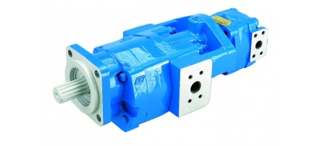 Parker p300 series hydraulic pumps and motors unwin for Parker pumps and motors